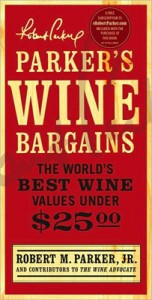 parker wine bargains